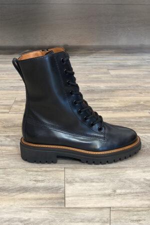 Boots von Paul Green schwarz